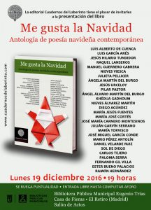 """Presentación de """"Me Gusta la Navidad"""" en Madrid"""